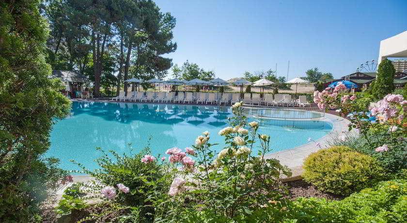 Отели Болгарии Jeravi International Sunny Beach