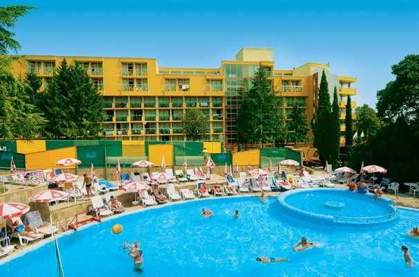 Отели Болгарии PrimaSol Sunlight Resorts Excelsior